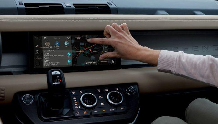 Land Rover Defender 2020 212