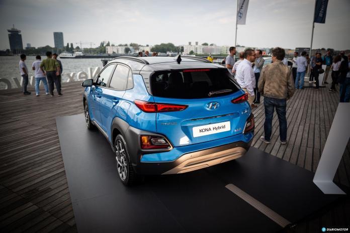 Prueba Hyundai Kona Hybrid 17