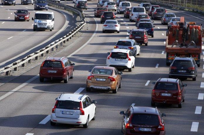 Carretera Distancia De Seguridad