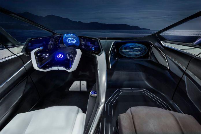 Lexus Lf 30 Concept 15