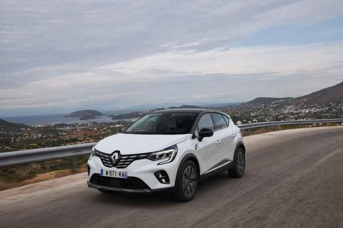 Renault Captur Blanco Exterior Dinamica 00014