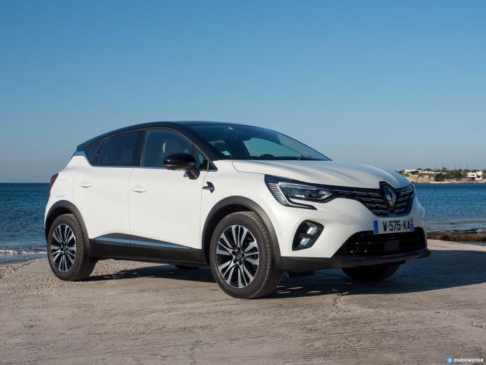 Renault Captur Blanco Exterior  00001