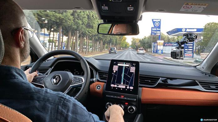 Renault Captur Conduccion  00002