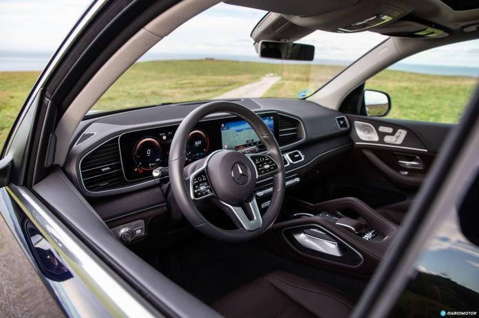 Prueba Mercedes Gle 450 7