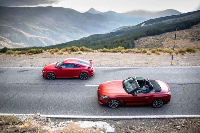Bmw Z4 Audi Tt Rs 6
