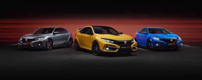 Honda Civic Type R 2020 0220 023