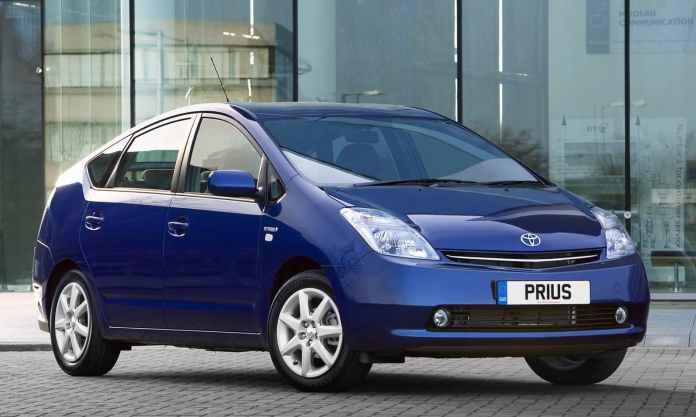 Comprar Hibrido Segunda Mano Toyota Prius