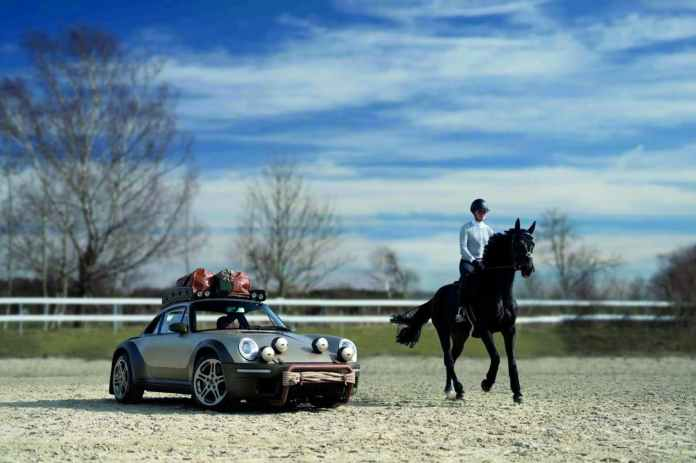 Ruf Rodeo Porsche 911 0320 002