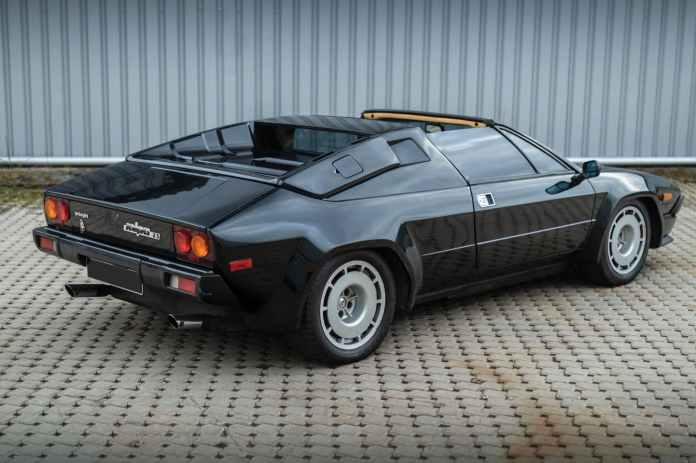 1986 Lamborghini Jalpa 1