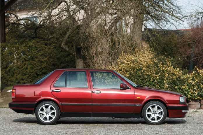 1991 Lancia Thema 8 32 4