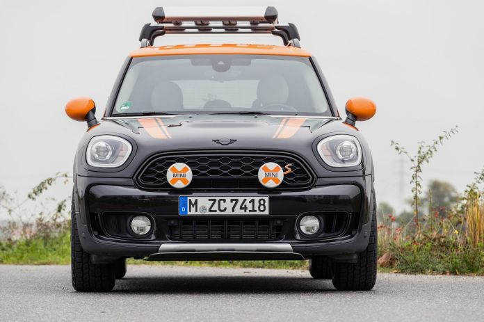 Mini Countryman X Raid 2