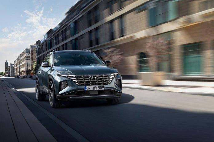 Hyundai Tucson 2021 Exterior 09
