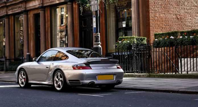 Recurrir Multas Aparcamiento Porsche 911 996 Turbo