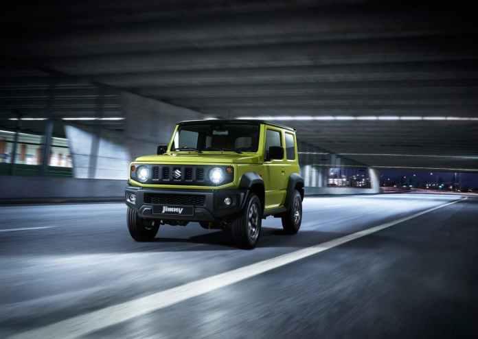 Suzuki Jimny Comercial 2020 07