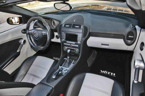 Mercedes SLK 55 AMG VÄTH