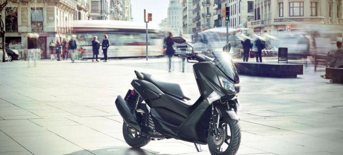 Yamaha Nmax 125 thumbnail