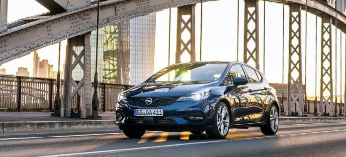 Opel Astra Faselift 2019 Vor Skyline Ffm thumbnail