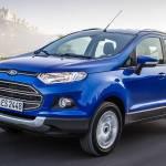 Ford Ecosport 2015 Estrena Motores Y Gama De Acceso Trend Bastara Para Que Remonten Sus Ventas Diariomotor