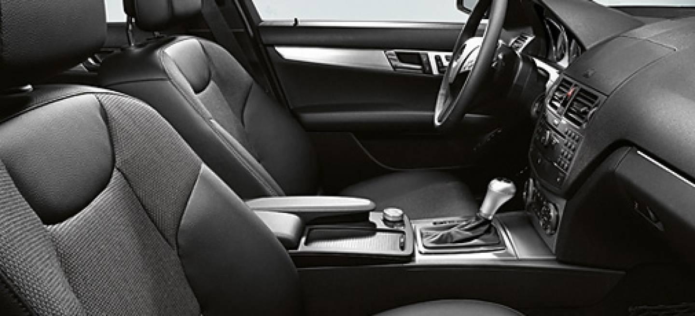 Iluminacion Interior Mercedes Clase A