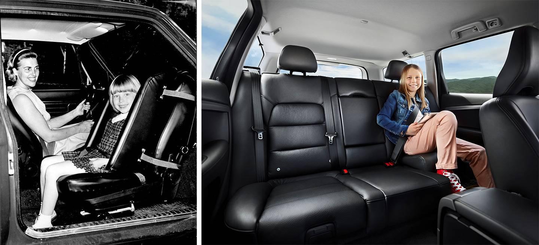 Un Volvo XC90 con tres asientos es una gran idea tambin