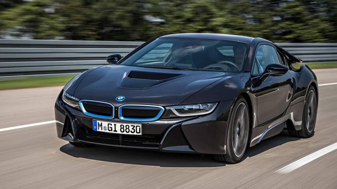 Resultado de imagen para híbrido deportivo BMW i8