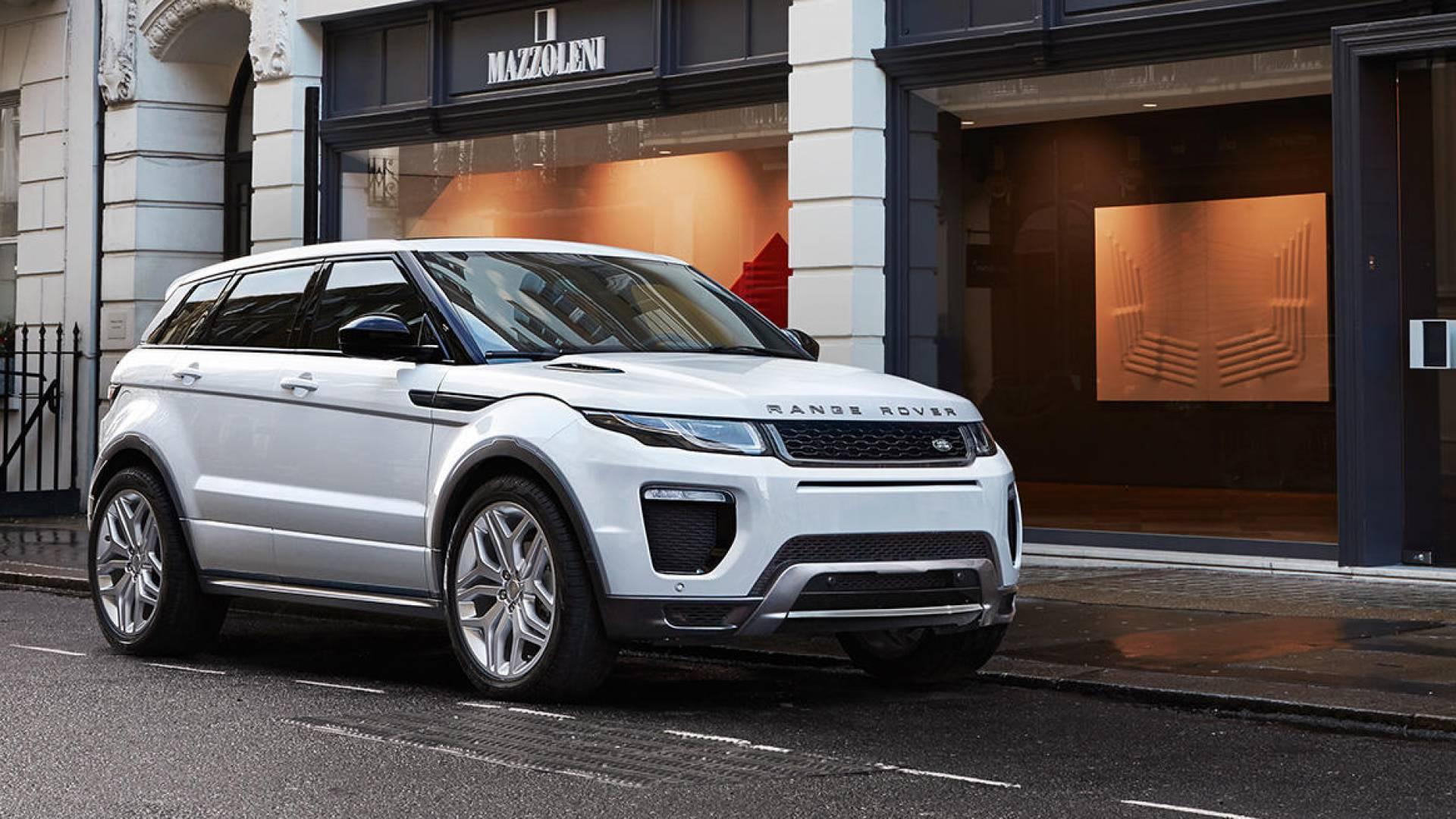 Range Rover Evoque y Evoque Coupé precios prueba ficha técnica