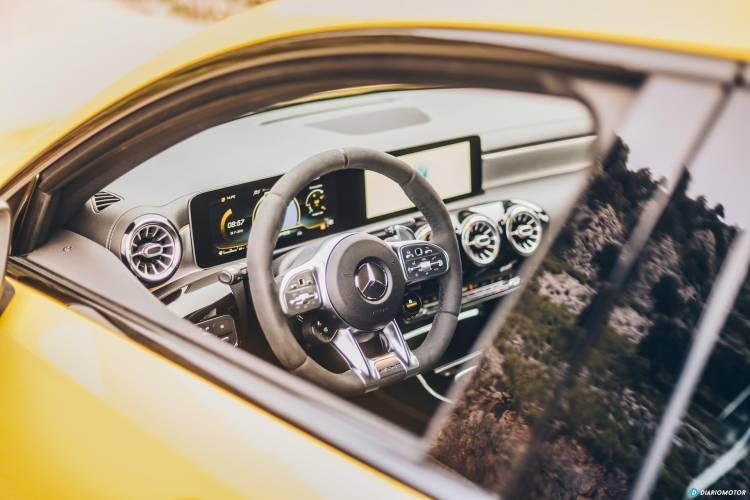 Mercedes Amg A35 8