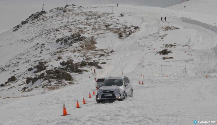 Nieve Subaru 2