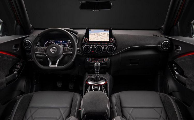 Nissan Juke 2020 48