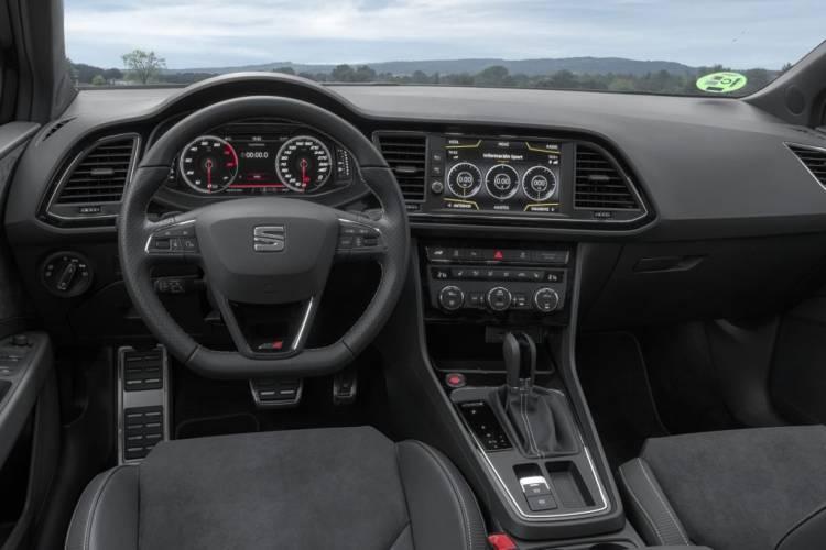 SEAT Len Cupra ST Black Carbon 50000 por la ranchera