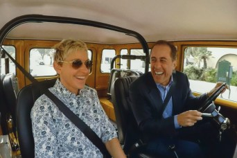 COMEDIANS IN CARS GETTING COFFEE: RECIÉN HECHO - 2018
