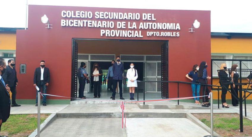 colegio bicentenario Vilmer