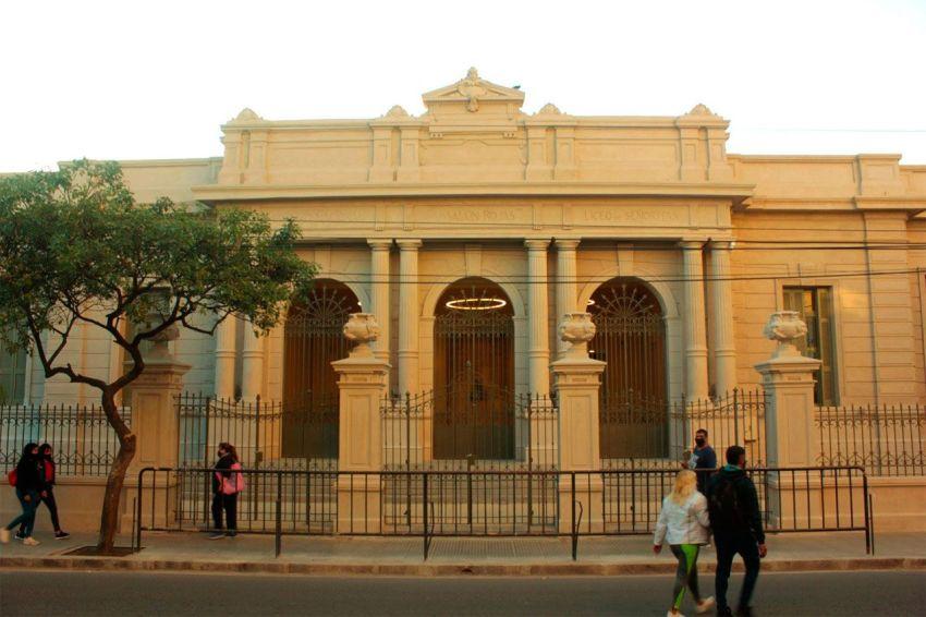 Colegio Nacional - Fachada 2021