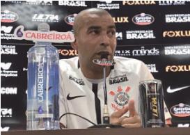 """Sheik: """"Em seis meses muita coisa pode acontecer""""/Daniel Augusto Jr./ Agência Corinthians"""