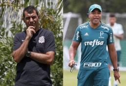 Irregular, Corinthians recebe o invicto Palmeiras