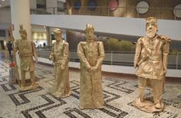 Obras de artista de Diadema compõem exposição no Conjunto Nacional em SP