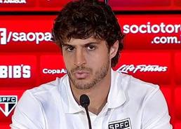 Titular pela 1ª vez após retorno, Hudson quer recuperar espaço no São Paulo