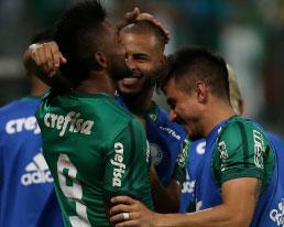 Palmeiras empata com o Linense e perde os 100%