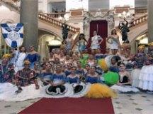 crianças e jovens de Paraisópolis desfilarão na ponta da sapatilha