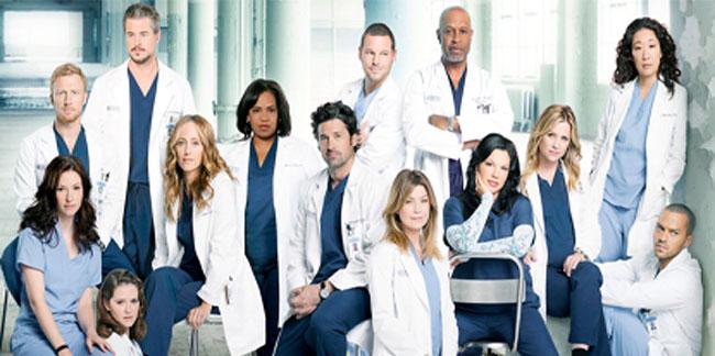 'Grey's Anatomy' mata três vezes mais que vida real, diz estudo