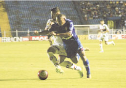 S.Caetano empata com Botafogo, mas se classifica