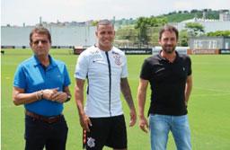 Apresentado no Corinthians, lateral esquerdo Sidcley tem apelido inspirado em Gareth Bale