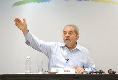 Parlamentares veem aceno de Lula ao governo federal em entrevista