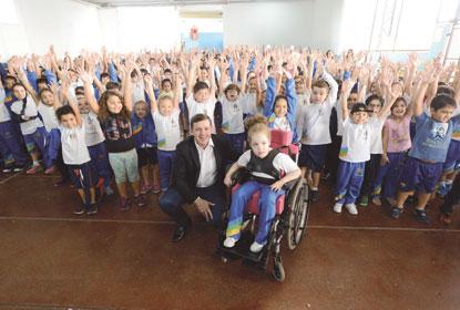 São Bernardo autoriza a contratação de auxiliares para a Educação Especial