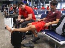 Exames complementares afastam risco de lesão mais grave no zagueiro Rodrigo Caio