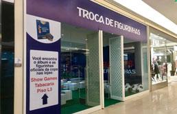 Shoppings do ABC abrem espaços para troca de figurinhas da Copa