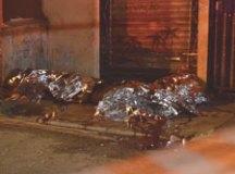 Chacina deixa quatro mortos em São Bernardo