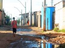 Mais de 40% dos brasileiros até 14 anos vivem em situação de pobreza