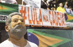 Protestos contra habeas corpus a Lula reúnem milhares