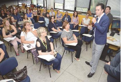 Santo André lança programa para levar cultura empreendedora a alunos das escolas municipais